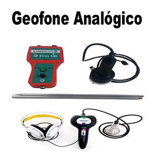 Geofone-Analógico
